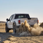 New Ford Raptor Demonstrates Next-Gen Fox Shocks