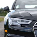 2017 Audi A4: Headlight Highlight and other Details