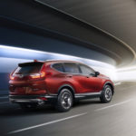 All-New 2017 Honda CR-V Details Announced