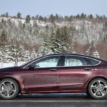 2017 Ford Fusion Sport: Notes and AWD Traction Test