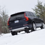 Volvo's 2017 XC90 T8 Plug-In Crossover
