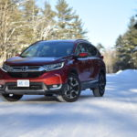 2017 Honda CR-V: Impressive Lighting